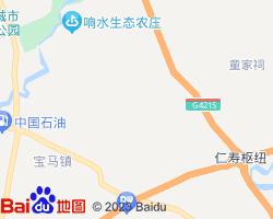 仁寿电子地图