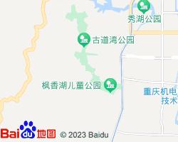 璧山电子地图