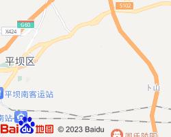 平坝电子地图