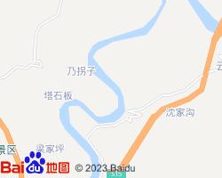 平昌电子地图