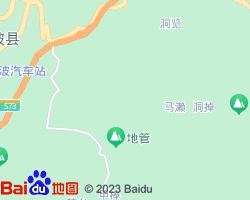 荔波电子地图
