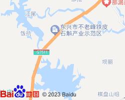 东兴电子地图