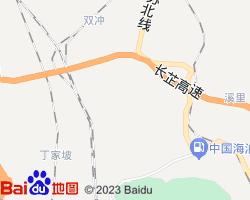 鹤城电子地图