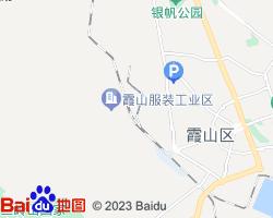 霞山电子地图