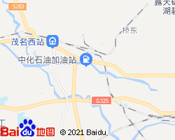 茂南电子地图