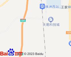 天元电子地图