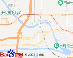 禅城电子地图