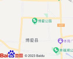 博爱电子地图