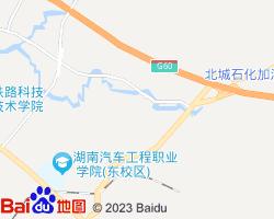 荷塘电子地图