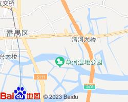 番禺电子地图