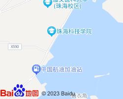 金湾电子地图