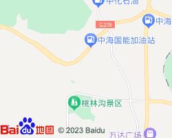 郊区电子地图