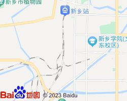 新乡卫滨区电子地图