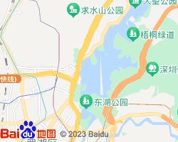 罗湖电子地图