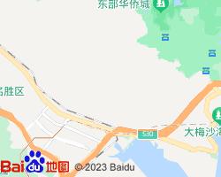 盐田电子地图