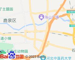 鹿泉电子地图