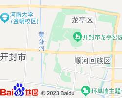 龙亭电子地图