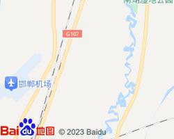 邯山电子地图