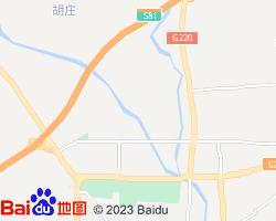 商丘柘城县电子地图