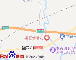 陆丰电子地图