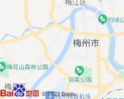 梅江电子地图