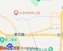 石景山电子地图