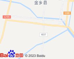 金乡电子地图