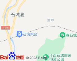 石城电子地图