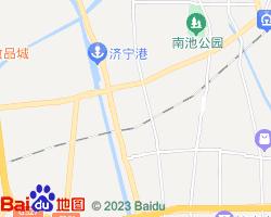 任城电子地图