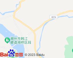 湘桥电子地图