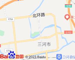 攀枝花东区电子地图