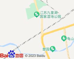 九里电子地图