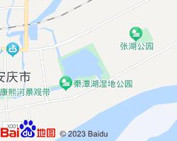 安庆迎江区电子地图