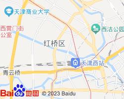 红桥电子地图