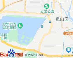 泉山电子地图