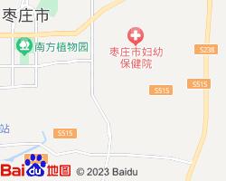 薛城电子地图