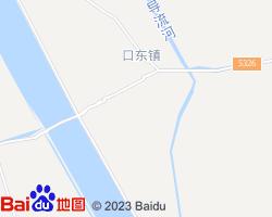宝坻电子地图