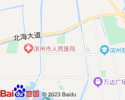 滨城电子地图
