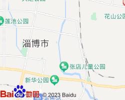 张店电子地图