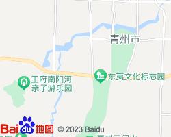 青州电子地图