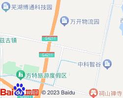 鸠江电子地图