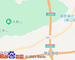 浦口电子地图