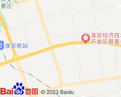 清河电子地图