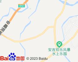 安吉电子地图