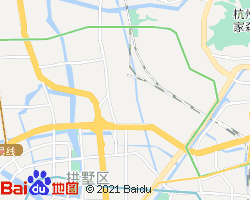 拱墅电子地图