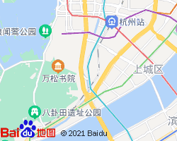 上城电子地图