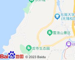 滨湖电子地图