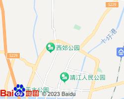 靖江电子地图