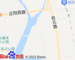城阳电子地图