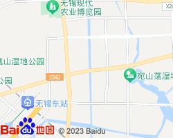 锡山电子地图